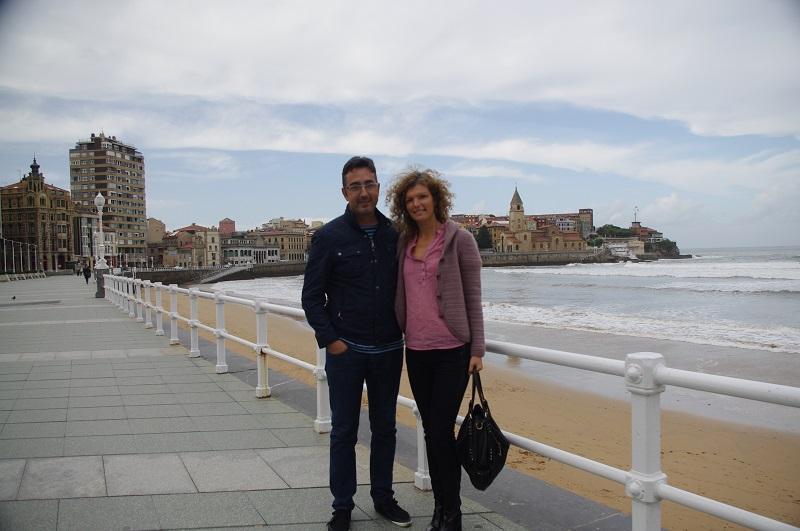 Roberto y Lana