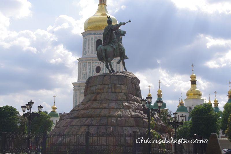 Situación actual de Kiev